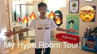 MY CRAZY ROOM TOUR! (FINALLY)