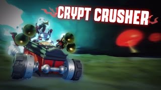 Skylanders: SuperCharges - Crypt Crusher Preview
