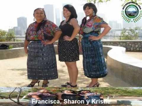 Union Maya Barillense presenta a las Princesas 2012 Los Angeles
