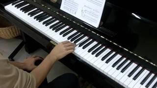 John Thompson's Easiest Piano Course Part 2 No.11 The Dancing Kangaroo (P.17)