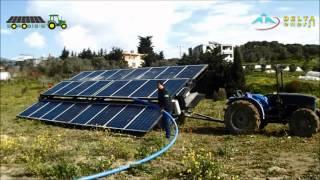 Delta Enerji - SOROSIS-6 TARIMSAL SULAMA AMACLI MOBIL GUNES ENERJI SISTEMI