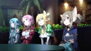 Sword Art Online II Opening 1