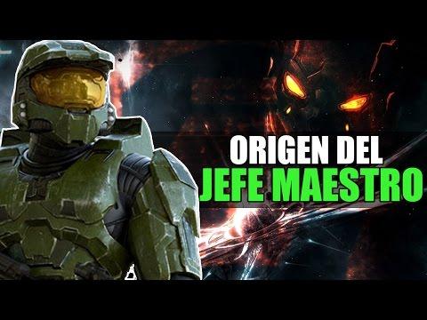 El origen secreto del Jefe Maestro y su relación con los Forerunner Universo Halo