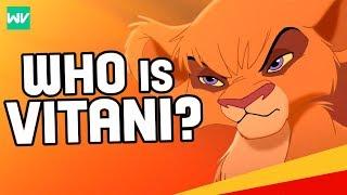 Vitani's FULL Story | Betraying Zira Explained: Discovering Disney's The Lion King