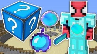 KRİSTAL ŞANS BLOKLARI CHALLENGE - Minecraft