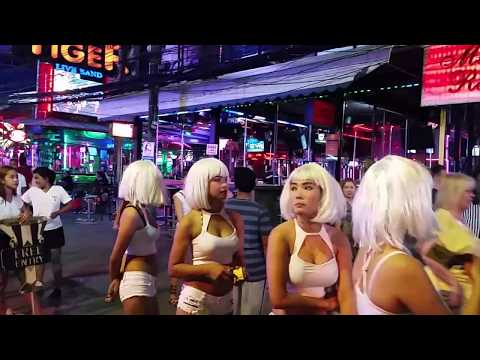Patong Nightlife - Bangla Road (Phuket