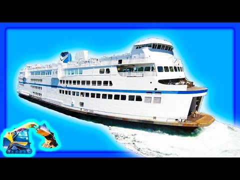 Ferry Boat For Kids