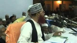 Bangla: Tafseer Mahfil - Delwar Hossain Sayeedi at Bogra 2009 Day-3 Full End
