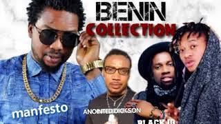 benin collection/marriage mix(DJ BLAZE ITALY)./manfesto/Anointed dickson/don vs /black iq/mp3