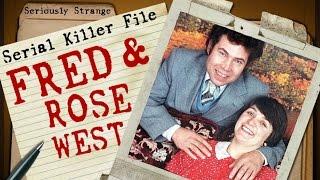 Fred & Rose West | SERIAL KILLER FILES #16