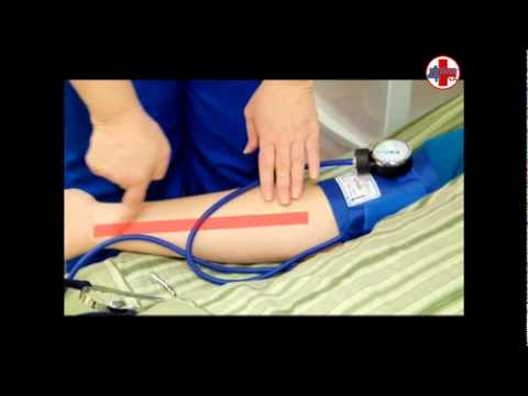 Instructional Video for Measuring Blood Pressure CNA Skill
