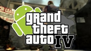 Grand Theft Auto IV Movil | Android - IOS 2017
