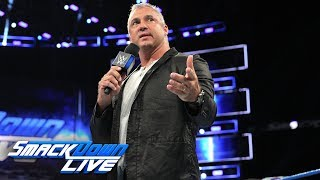 Shane McMahon promises to take Kevin Owens to Hell: SmackDown LIVE, Sept. 19, 2017