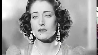 فيلم غرام وانتقام ١٩٤٤ بطولة اسمهان ، يوسف بيك وهبي ، انور وجدي ، بشار