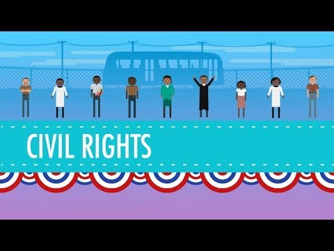 watch Civil Rights and the 1950s: Crash Course US History #39