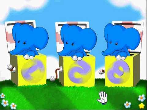 Coelho Sabido Maternal Reader Rabbit Toddler Part 4 Caixas Magicas.avi