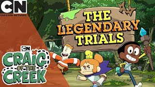 Craig of The Creek | Legendary Trials Gameplay | Cartoon Network UK 🇬🇧