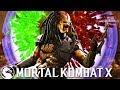 Download Video Download I GOT THE PREDATOR SELF DESTRUCT BRUTALITY! - Mortal Kombat X