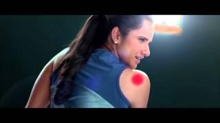 Volini Spray 360 degree campaign – Sania Mirza Film Dec '15 (Hindi)