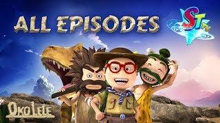 Oko Lele - All  Episodes - Super ToonsTV