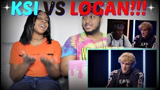 "KSI Vs. Logan Paul ""FACE 2 FACE"" REACTION!!!"