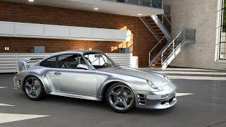 Porsche Ruf Faszination (Documentary film about Ruf Automobile GmbH)
