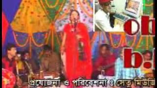 pala gaan pagol monir  and  lipi  sorkar  স্বামী স্রী পাঠ6