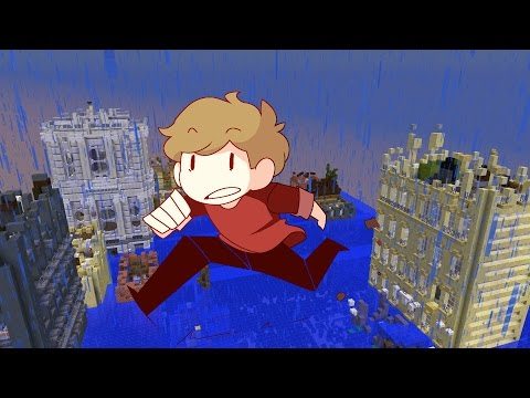 MINECRAFT DISASTERS New Minecraft Minigame