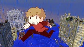 MINECRAFT DISASTERS! (New Minecraft Minigame)