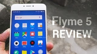 Meizu m3 Note - Flyme OS 5 Review!
