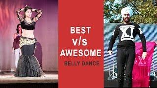 IIT Delhi vs IIT Ropar | War of belly dance | Decide who is better