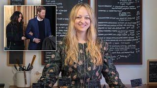 Meghan Markle and Prince Harry Pick Claire Ptak to Bake Royal Wedding Cake