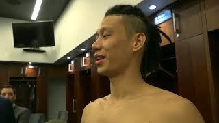 Jeremy Lin addresses Kenyon Martin