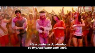 'Balam Pichkari' do Filme 'Yeh Jawaani Hai Deewani' legendado em português