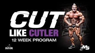 Cut Like Cutler: Jay Cutler's Big & Shredded Workout Program