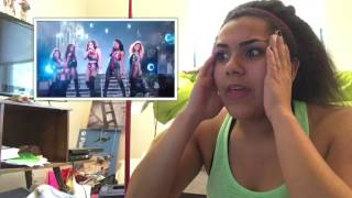 REACTION TO FIFTH HARMONYS