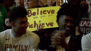 Florida State Selection Sunday Watch Party