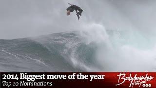 2014 BBOTY · Biggest Move Top 10