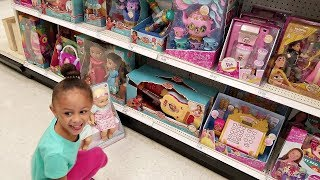 Toy Hunt Shopping at Target for Baby Dolls!!