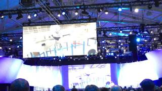 Social Virtual Reality VR Demo from Facebook's F8 Developer Conference, April 2016