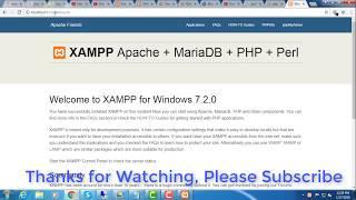How to stop VMware port error of 443 on XAMPP Control Panel ( Tutorial)