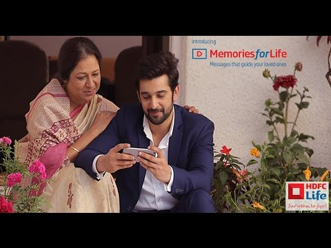 #MemoriesForLife - Leave behind more with HDFC Life