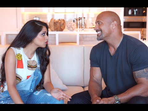 Xxx Mp4 Collaborating With The Rock BEHIND THE SCENES 3gp Sex