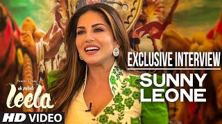 Sunny Leone Interview Part - 1 | Ek Paheli Leela | T-Series
