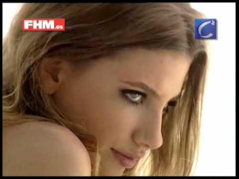 Miriam Giovanelli, más sexy que nunca... en FHM