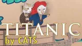 Titanic - Parody by Cats