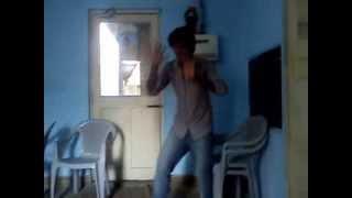 Rocky Dance in office 24-08-2013
