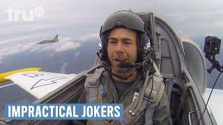 Impractical Jokers - Murr's Inverted Flight (Punishment) | truTV