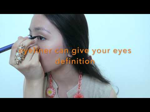 Natural Glam Makeup Look ala Natasha Wilona