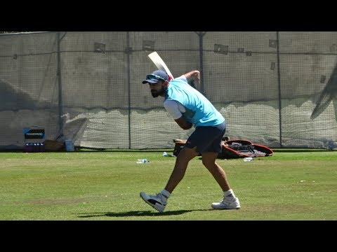 Watch: Virat Kohli's first net session in Cape Town | India Tour of South Africa